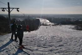 Krzeszów Atrakcja Wyciąg narciarski Złoty Stok