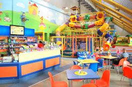 Rzeszów Atrakcja Sala | plac zabaw Centrum Zabaw dla Dzieci Fantazja