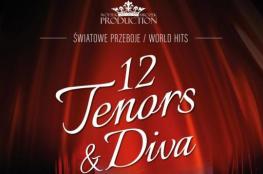 Rzeszów Wydarzenie Muzyka 12 Tenorów & Diva Melanie Goerlitz