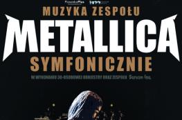 Rzeszów Wydarzenie Koncert Metallica Symfonicznie