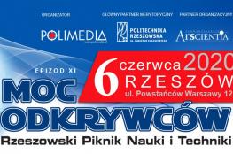 Rzeszów Wydarzenie Nauka i Edukacja MOC Odkrywców - Rzeszowski Piknik Nauki i Techniki