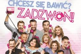 """Rzeszów Wydarzenie Spektakl """"Chcesz się bawić? Zadzwoń! - Spektakl - Rzeszów"""